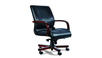 真皮中班椅LM-69402