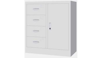钢制文件柜LM-P007