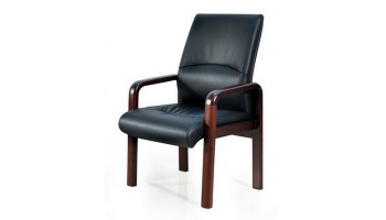 实木四脚会议椅LM-T9106
