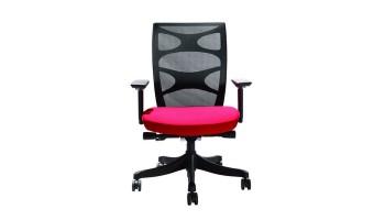 网布中班椅LM-L0512G