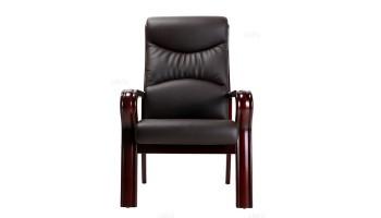 实木四脚会议椅LM-848