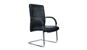 真皮会议椅LM-8093
