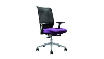 网布中班椅LM-L0612G
