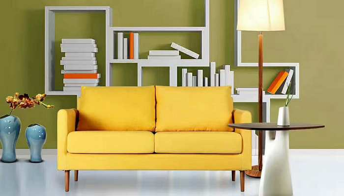 布艺沙发LM-SG系列  简约风格办公沙发