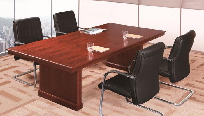 实木会议桌LM-C125