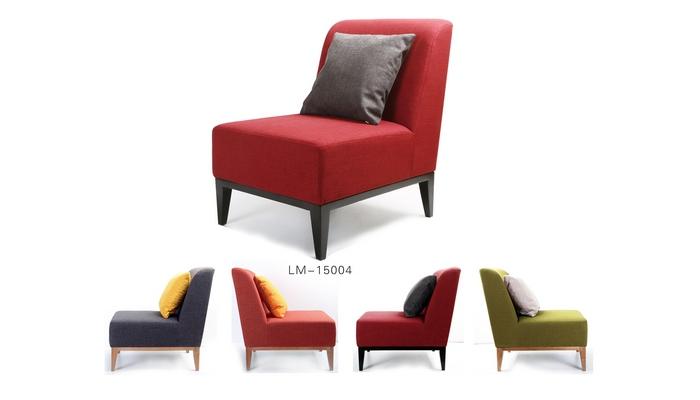 休闲沙发LM-15004