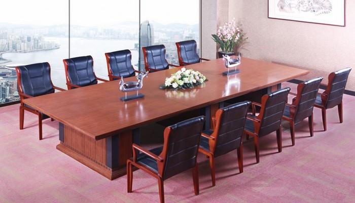 实木会议桌LM-C908