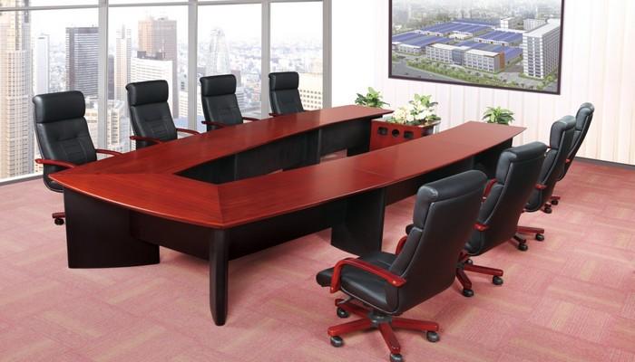实木会议桌LM-C915