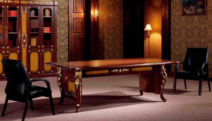 实木会议桌LM-C1228