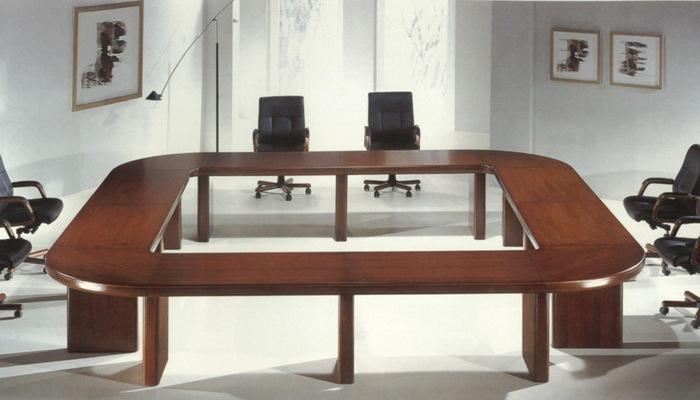 实木会议桌LM-H044