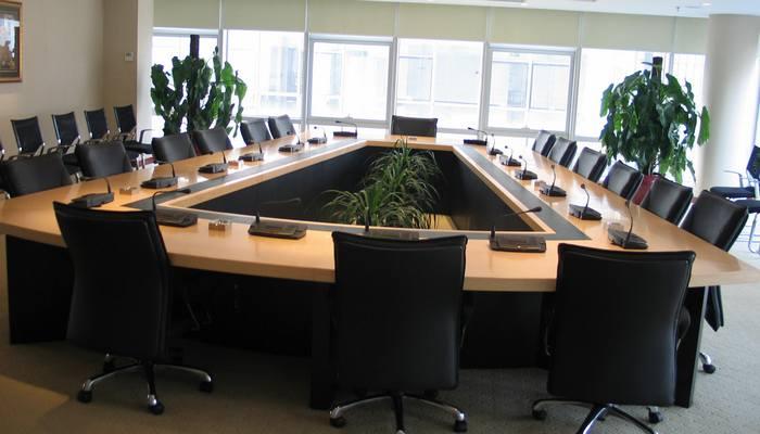 实木会议桌LM-S136