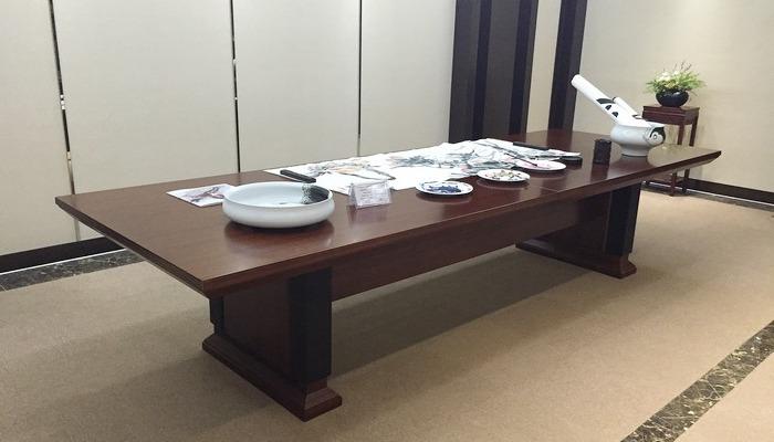 实木会议桌LM-S908