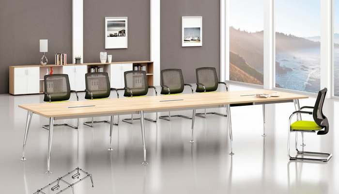 板式会议桌LM-LF-D85