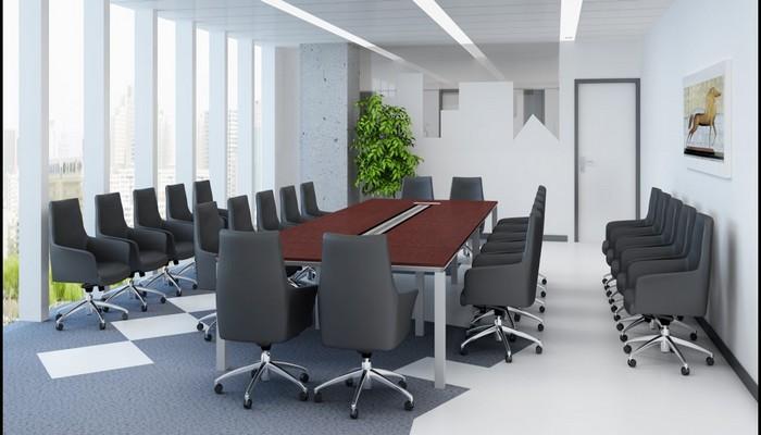 板式会议桌LM-YMT-442