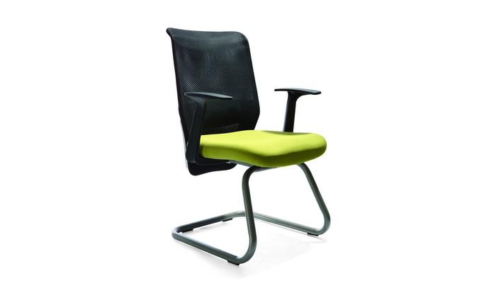 网布会议椅LM-L0613